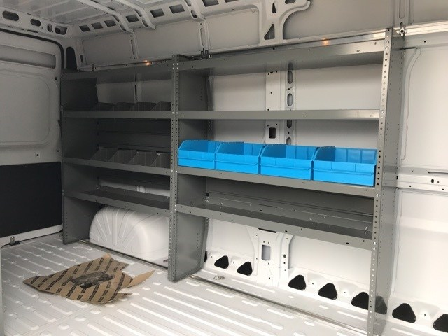 2018 ProMaster 2500 High Roof,  Upfitted Cargo Van #W8047 - photo 13