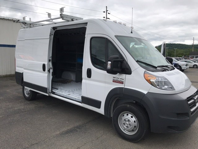 2018 ProMaster 2500 High Roof FWD,  Adrian Steel Upfitted Cargo Van #W8047 - photo 13
