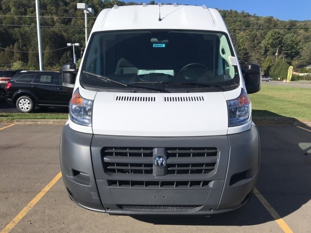 2018 ProMaster 2500 High Roof, Cargo Van #W8047 - photo 4