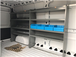 2018 ProMaster 2500 High Roof 4x2,  Upfitted Cargo Van #W8047 - photo 13