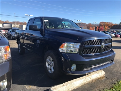 2018 Ram 1500 Quad Cab 4x4, Pickup #W8096 - photo 3