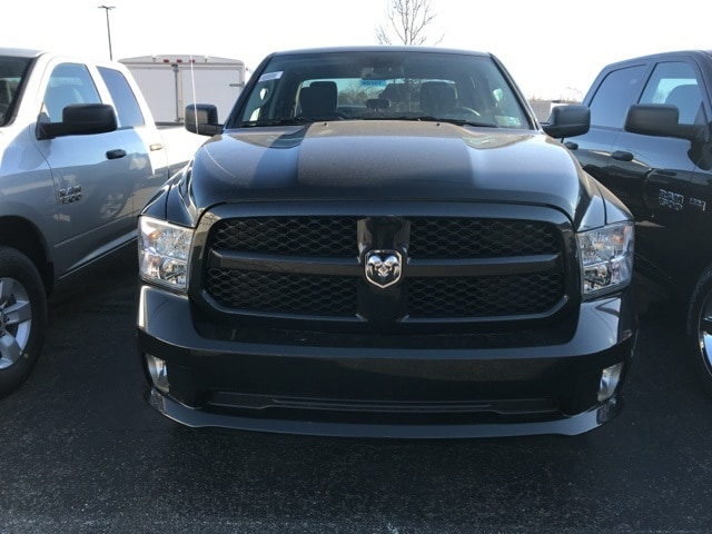 2018 Ram 1500 Quad Cab 4x4, Pickup #W8107 - photo 4
