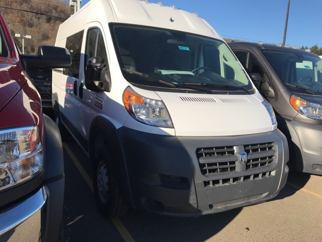 2018 ProMaster 1500 High Roof,  Empty Cargo Van #W8131 - photo 3