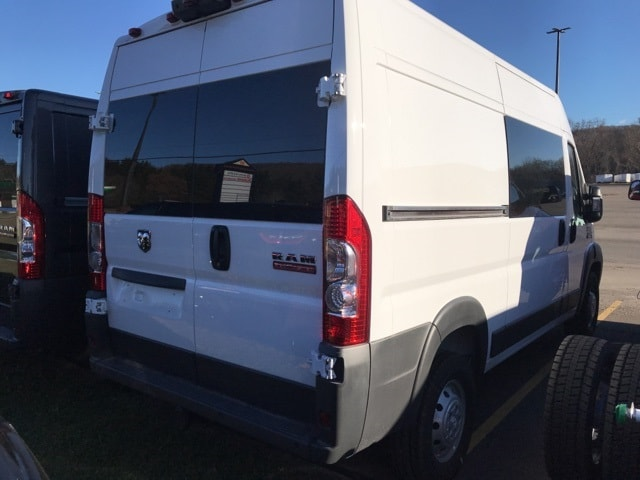 2018 ProMaster 1500 High Roof,  Empty Cargo Van #W8131 - photo 5