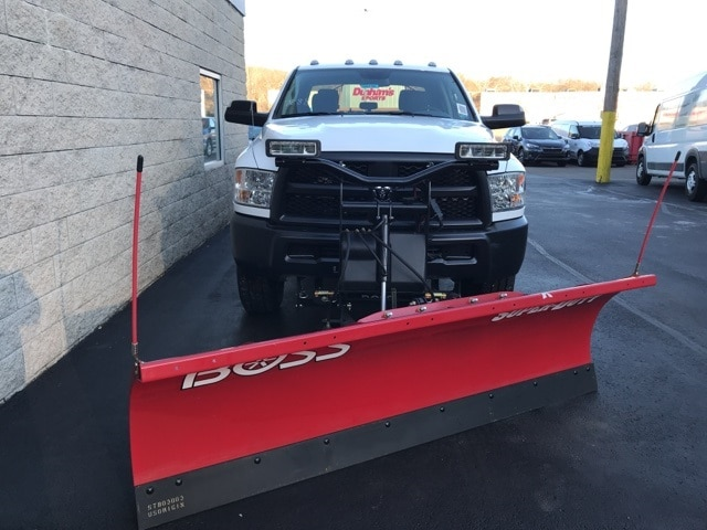 2018 Ram 2500 Crew Cab 4x4,  Pickup #W8136 - photo 2