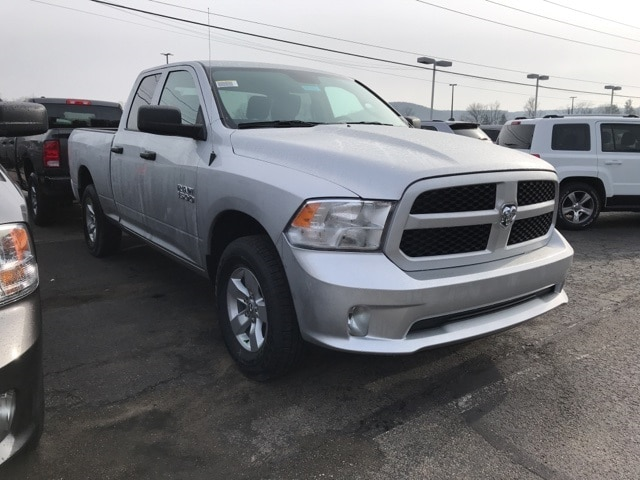 2018 Ram 1500 Quad Cab 4x4,  Pickup #W8165 - photo 3