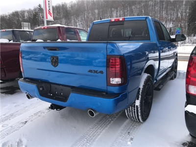 2018 Ram 1500 Crew Cab 4x4 Pickup #W8167 - photo 5