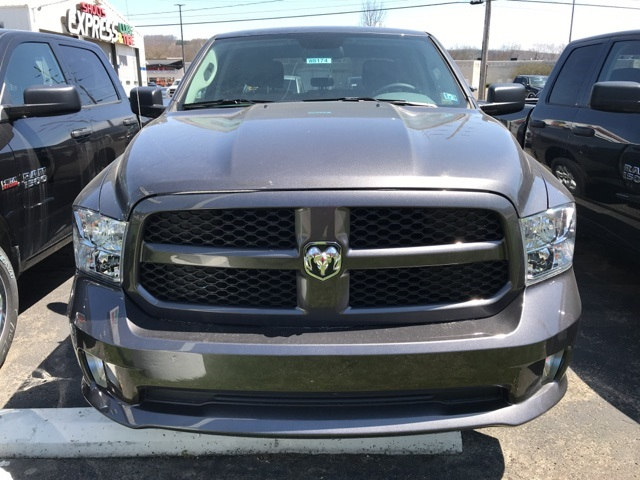 2018 Ram 1500 Quad Cab 4x4,  Pickup #W8174 - photo 4