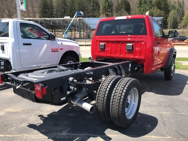2018 Ram 5500 Regular Cab DRW 4x4,  Cab Chassis #W8199 - photo 5