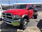2018 Ram 5500 Regular Cab DRW 4x4,  Cab Chassis #W8199 - photo 1