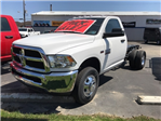 2018 Ram 3500 Regular Cab DRW 4x4,  Cab Chassis #W8215 - photo 1