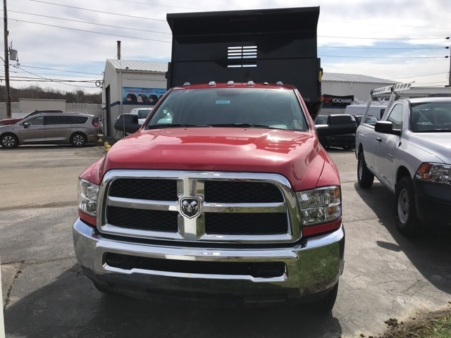 2018 Ram 3500 Regular Cab DRW 4x4,  Dump Body #W8222 - photo 4