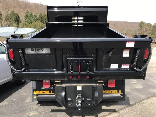 2018 Ram 3500 Regular Cab DRW 4x4,  Dump Body #W8222 - photo 6