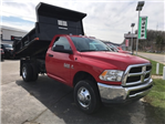 2018 Ram 3500 Regular Cab DRW 4x4,  Dump Body #W8222 - photo 3