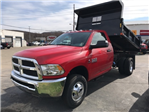 2018 Ram 3500 Regular Cab DRW 4x4,  Dump Body #W8222 - photo 1