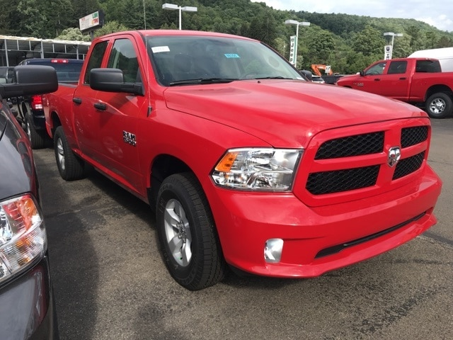 2018 Ram 1500 Quad Cab 4x4,  Pickup #W8356 - photo 3