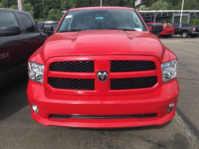 2018 Ram 1500 Quad Cab 4x4,  Pickup #W8356 - photo 4