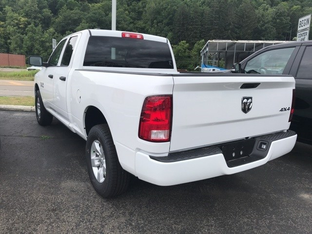 2018 Ram 1500 Quad Cab 4x4,  Pickup #W8360 - photo 2