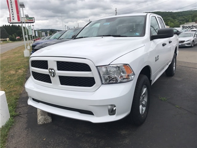 2018 Ram 1500 Quad Cab 4x4,  Pickup #W8360 - photo 1
