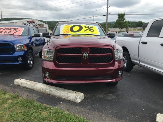 2018 Ram 1500 Quad Cab 4x4,  Pickup #W8377 - photo 3