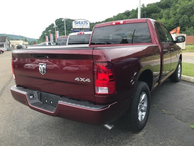 2018 Ram 1500 Quad Cab 4x4,  Pickup #W8377 - photo 2