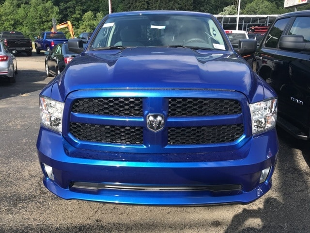 2018 Ram 1500 Quad Cab 4x4,  Pickup #W8379 - photo 4