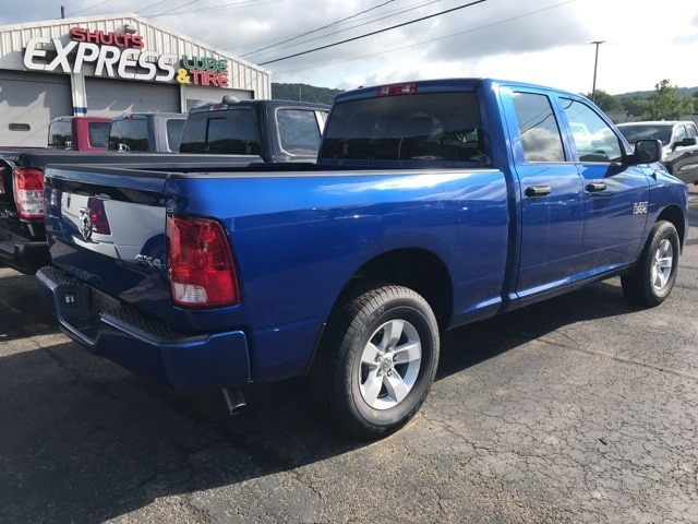2018 Ram 1500 Quad Cab 4x4,  Pickup #W8379 - photo 2