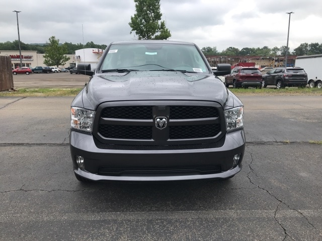 2018 Ram 1500 Quad Cab 4x4,  Pickup #W8386 - photo 3