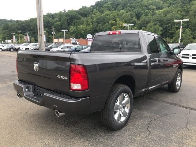 2018 Ram 1500 Quad Cab 4x4,  Pickup #W8386 - photo 2