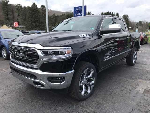 2019 Ram 1500 Crew Cab 4x4,  Pickup #W9012 - photo 1