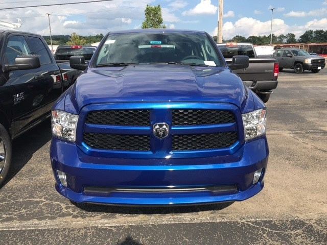 2019 Ram 1500 Quad Cab 4x4,  Pickup #W9072 - photo 3