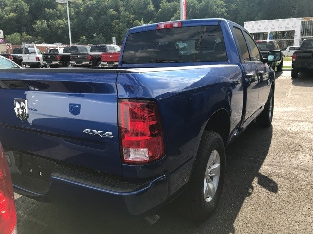 2019 Ram 1500 Quad Cab 4x4,  Pickup #W9072 - photo 2