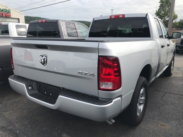 2019 Ram 1500 Quad Cab 4x4,  Pickup #W9078 - photo 2