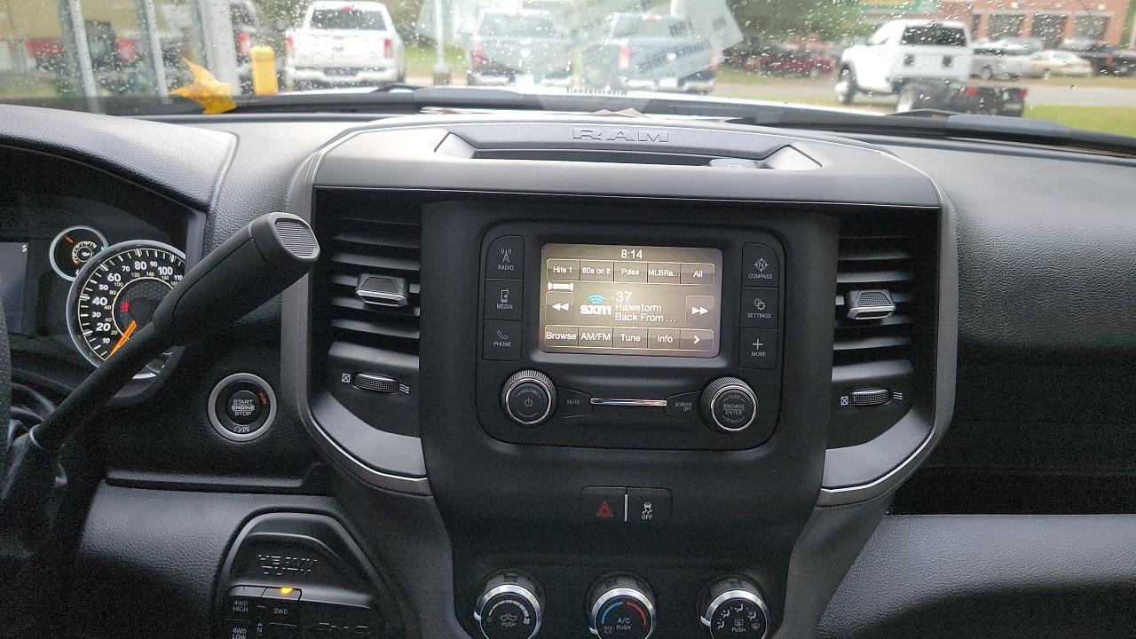 2021 Ram 5500 Regular Cab DRW 4x4,  Cab Chassis #MG699151 - photo 10