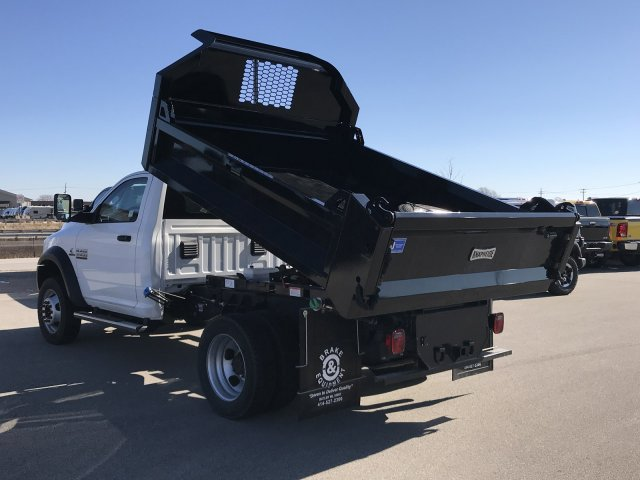 2017 Ram 5500 Regular Cab DRW 4x4, Dump Body #7T297 - photo 2