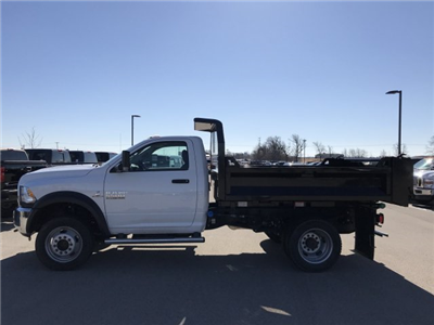 2017 Ram 5500 Regular Cab DRW 4x4, Dump Body #7T297 - photo 1