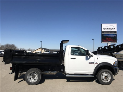 2017 Ram 5500 Regular Cab DRW 4x4, Dump Body #7T297 - photo 12