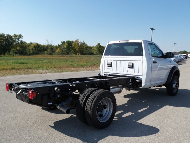 2017 Ram 5500 Regular Cab DRW 4x4,  Cab Chassis #7T439 - photo 2