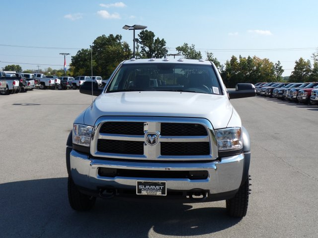 2017 Ram 5500 Regular Cab DRW 4x4,  Cab Chassis #7T439 - photo 12