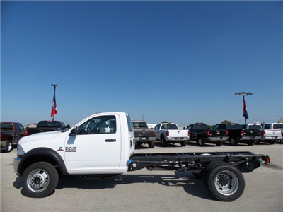 2017 Ram 5500 Regular Cab DRW 4x4, Cab Chassis #7T439 - photo 3