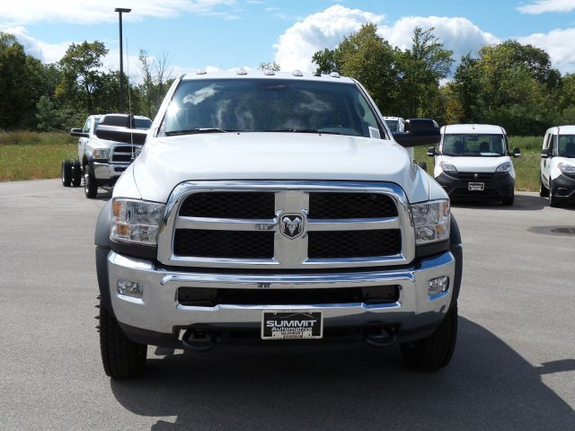 2017 Ram 5500 Regular Cab DRW 4x4,  Cab Chassis #7T445 - photo 9