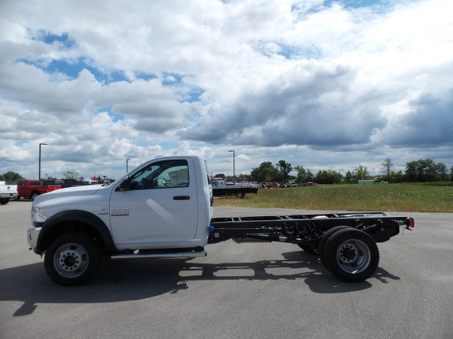 2017 Ram 5500 Regular Cab DRW 4x4,  Cab Chassis #7T445 - photo 10