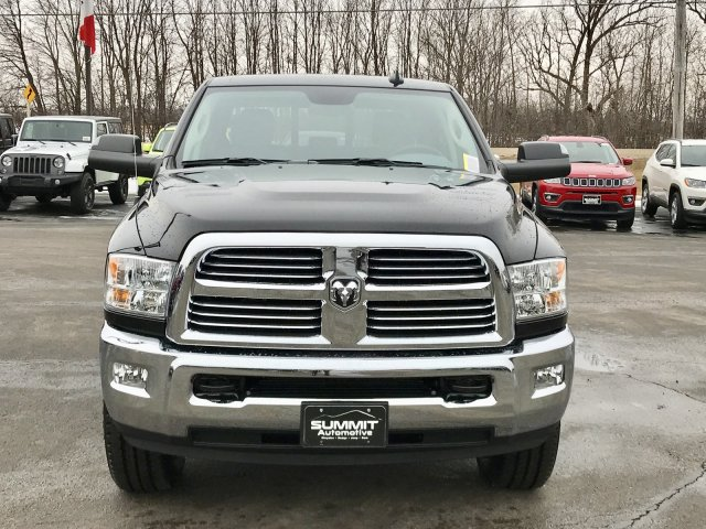 2018 Ram 2500 Crew Cab 4x4, Pickup #8T139 - photo 21