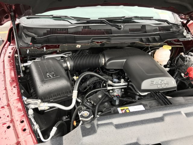 2018 Ram 1500 Quad Cab 4x4, Pickup #8T147 - photo 13