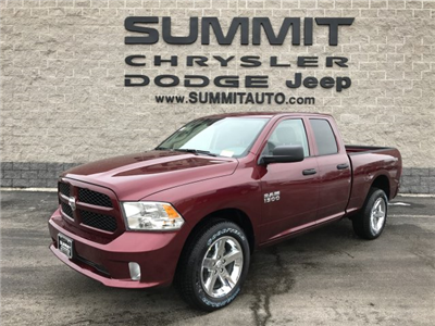 2018 Ram 1500 Quad Cab 4x4, Pickup #8T147 - photo 1
