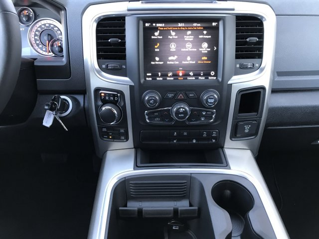 2018 Ram 1500 Crew Cab 4x4, Pickup #8T186 - photo 6