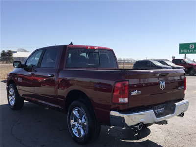 2018 Ram 1500 Crew Cab 4x4, Pickup #8T186 - photo 2