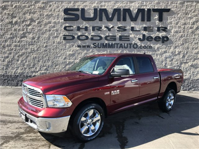 2018 Ram 1500 Crew Cab 4x4, Pickup #8T186 - photo 1