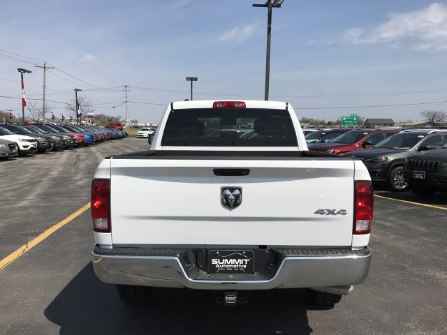 2018 Ram 1500 Quad Cab 4x4,  Pickup #8T205 - photo 15
