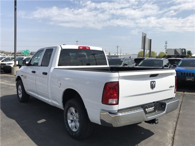 2018 Ram 1500 Quad Cab 4x4,  Pickup #8T205 - photo 2
